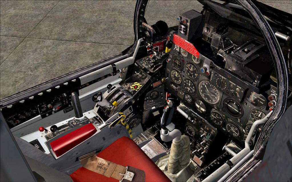 "North American F-86F-30 ""MiG Mad Marines"" (Eduard 1/48) Sf860410"