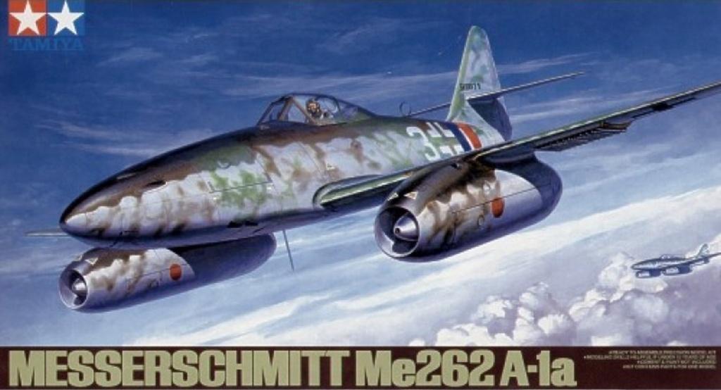 Me 262A-1a ( Tamiya 1/48) Tamiya11