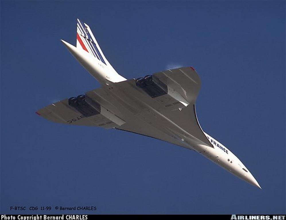 Concorde n°203 / F-BTSC (Heller 1/72) Vaugvz12