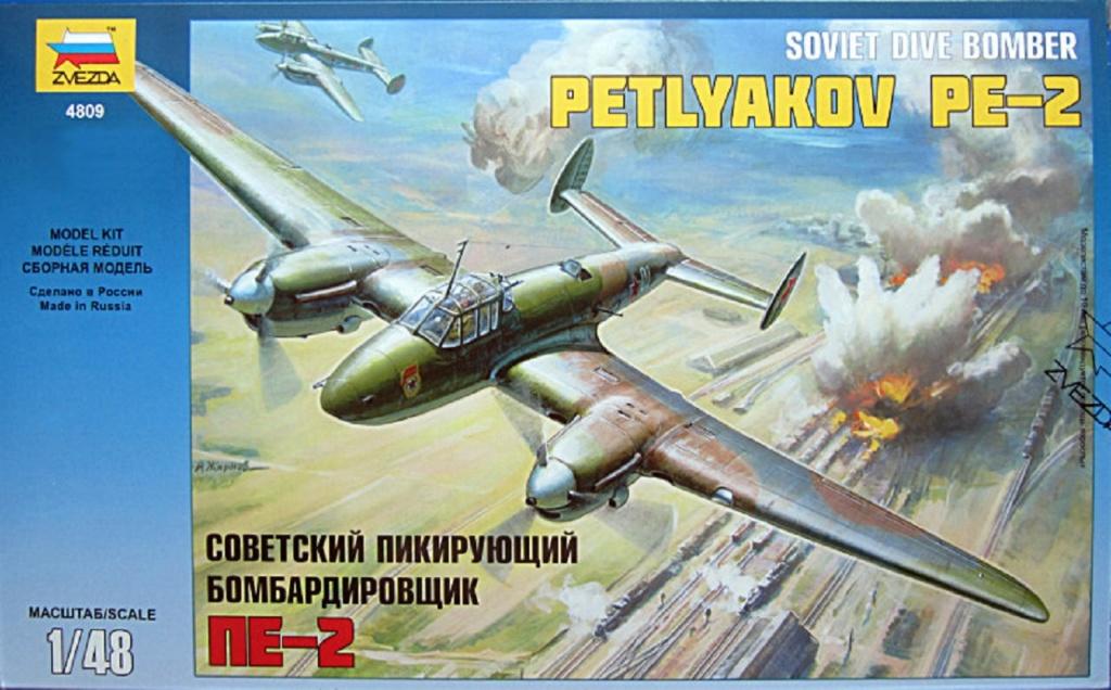 Petlyakov Pe-2 Peshka ( Zvezda 1/48 ) Zve_pe10