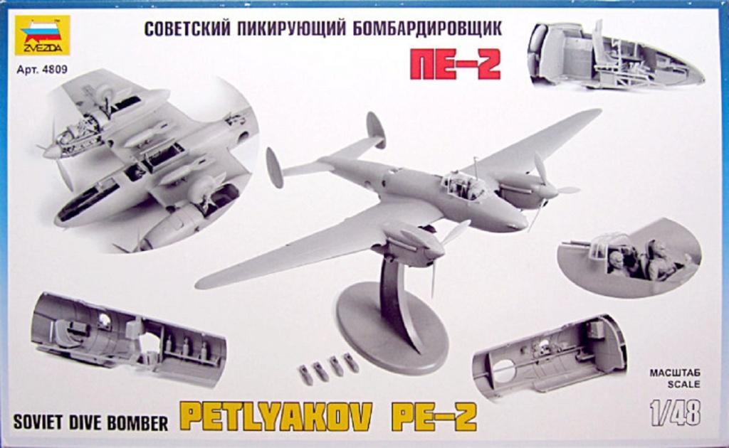 Petlyakov Pe-2 Peshka ( Zvezda 1/48 ) Zve_pe11