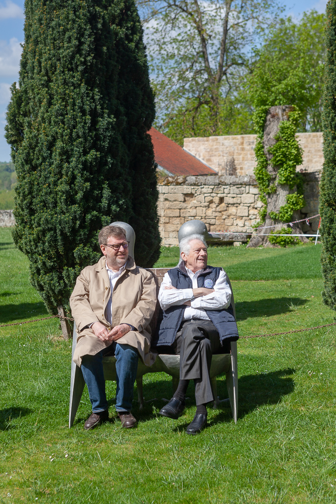 Dim 12 mai 2019 : Le Donjon de Vez - Balade Printanière en Classe S Img_4741