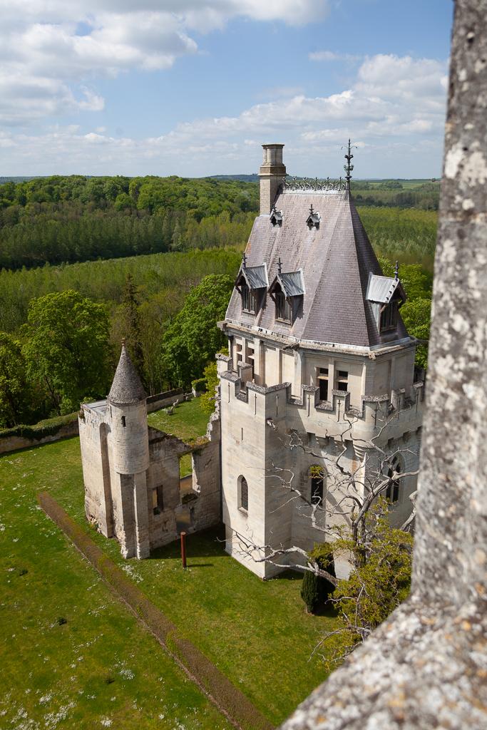 Dim 12 mai 2019 : Le Donjon de Vez - Balade Printanière en Classe S Img_4749