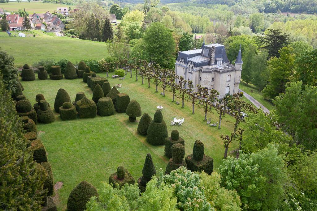 Dim 12 mai 2019 : Le Donjon de Vez - Balade Printanière en Classe S Img_4753