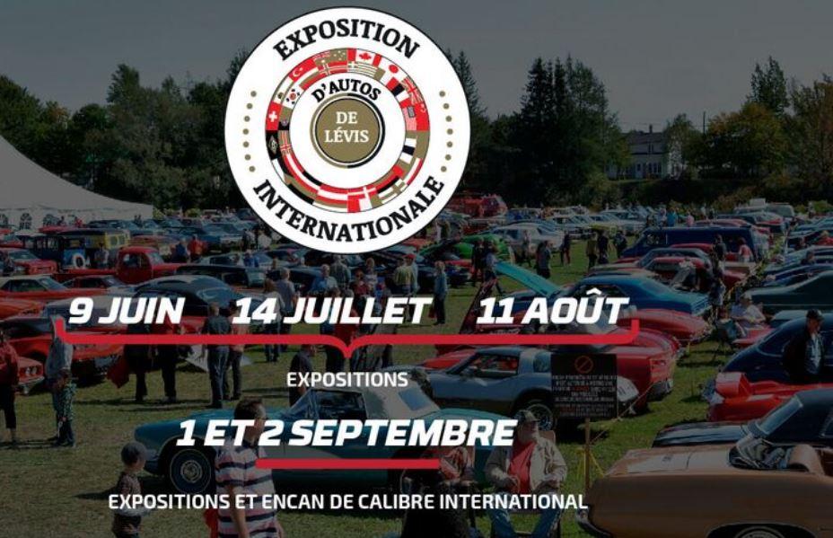 Exposition International de Lévis - Expo et Encan - 1/2 sept Captur10