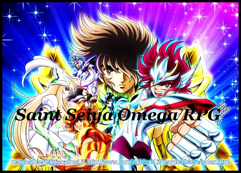 Saint Seiya Omega RPG