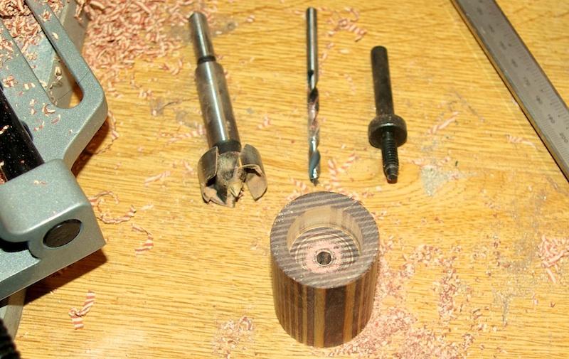 TUTORIEL: Fabriquer un blaireau avec une perceuse - Page 2 Ci110