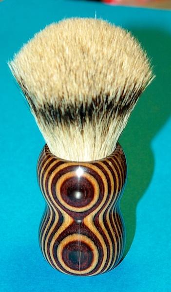TUTORIEL: Fabriquer un blaireau avec une perceuse - Page 2 Ci910