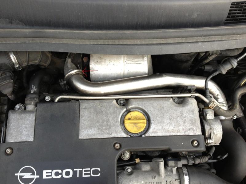 [ Opel zafira 2.2 dti an 2004 ] cherche joint de tube (résolu) Photo10