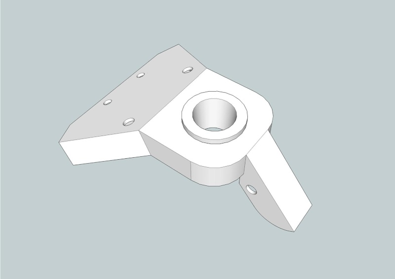 fabrication d'un trépied M2 pour browning cal.30 Corp_110