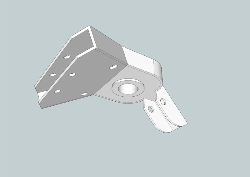 fabrication d'un trépied M2 pour browning cal.30 Corp_210