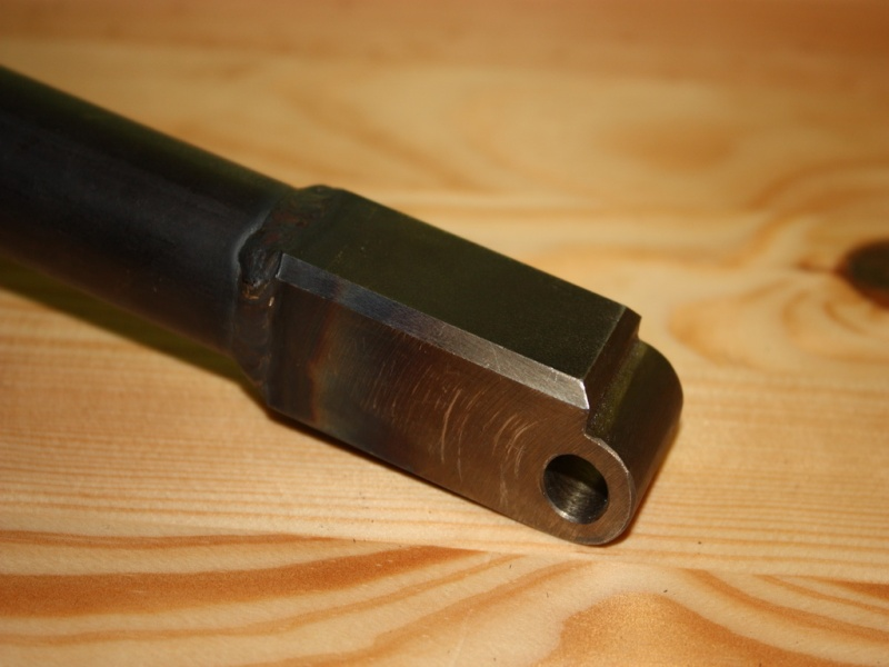 fabrication d'un trépied M2 pour browning cal.30 Img_5415