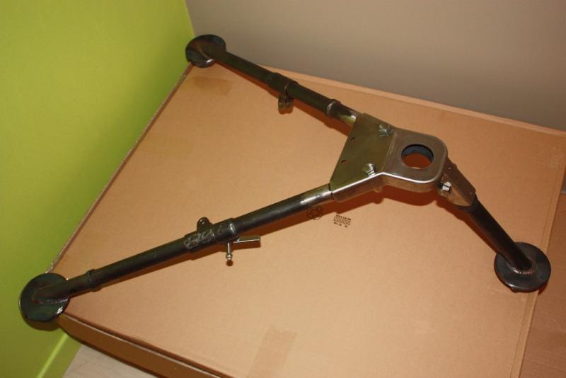 fabrication d'un trépied M2 pour browning cal.30 Img_5428
