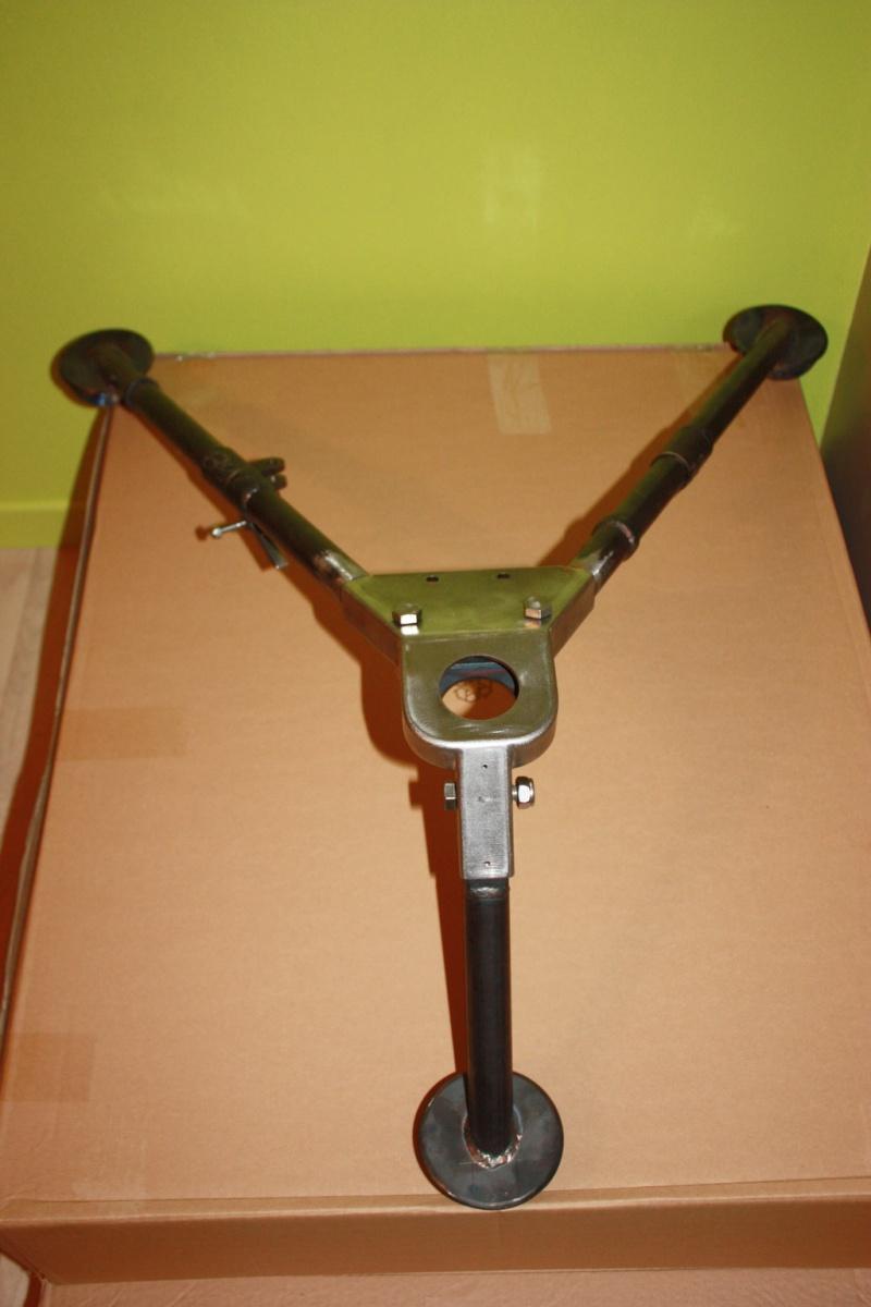 fabrication d'un trépied M2 pour browning cal.30 Img_5429