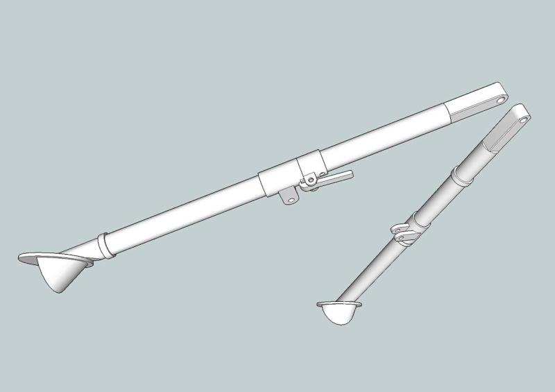 fabrication d'un trépied M2 pour browning cal.30 Pied_a12