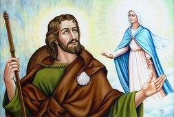 Saint Jacques le Majeur Apôtre Jacque10