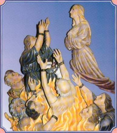 Prières pour les âmes du purgatoire - Page 4 Purgat11