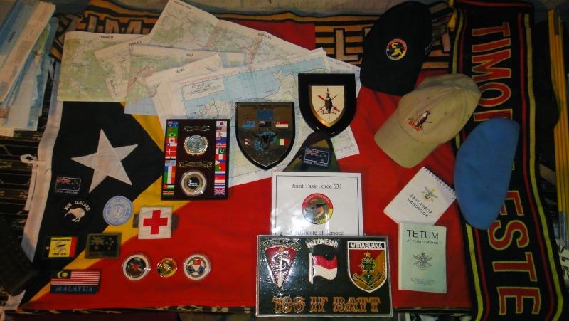 Kiwi Peace Keeping Items Dsc08614