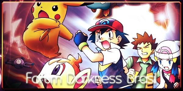 Pokémon Dawn of Darkness Brasil