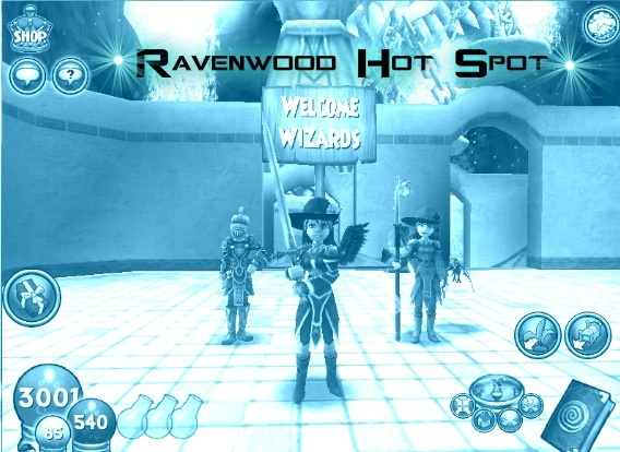 Ravenwood Hot Spot