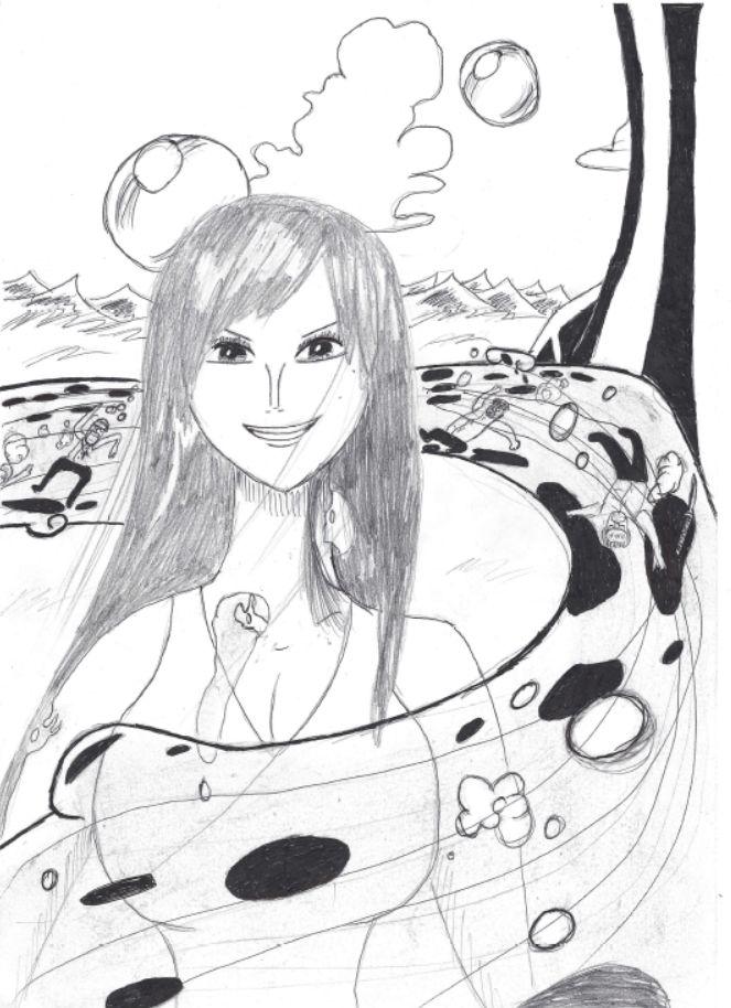 Galerie de dessins d'Erza Scarlet  Dassin19