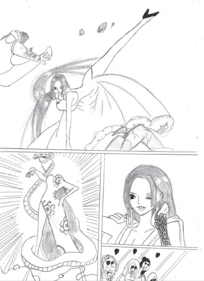 Galerie de dessins d'Erza Scarlet  Dessin18