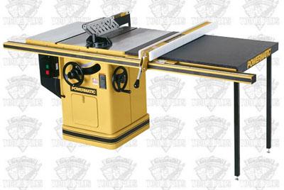 [Sécurité] Système SawStop - La Rolls-Royce de la scie sur table.... Powerm10