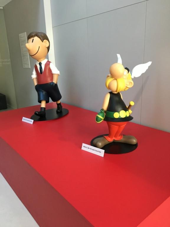 exposition sur le Cinéma à Angoulême sur l'oeuvre de Goscinny Img_2011