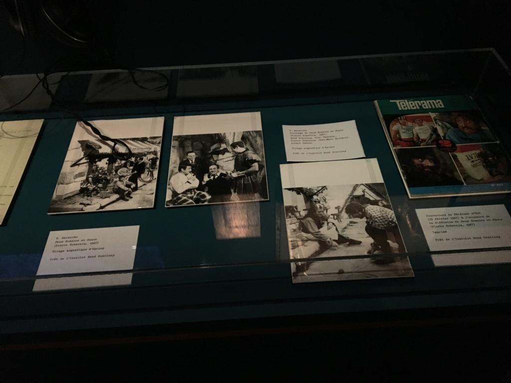 exposition sur le Cinéma à Angoulême sur l'oeuvre de Goscinny Img_2116