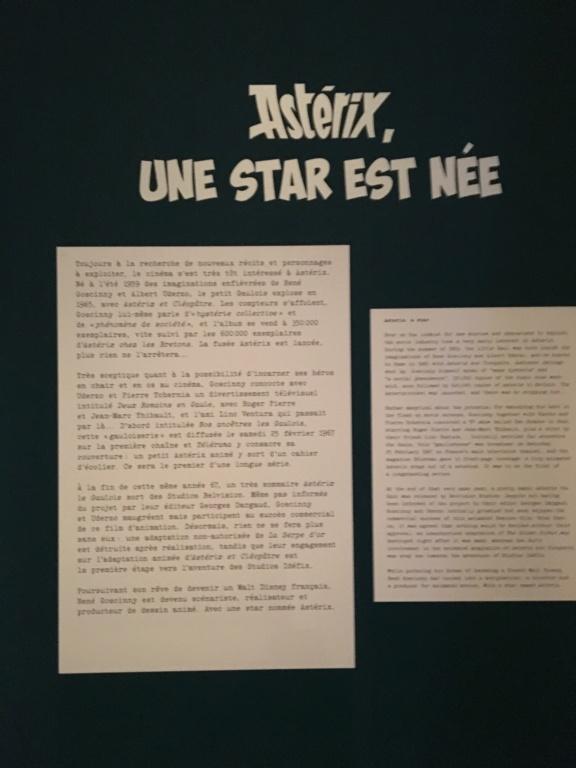 exposition sur le Cinéma à Angoulême sur l'oeuvre de Goscinny Img_2123