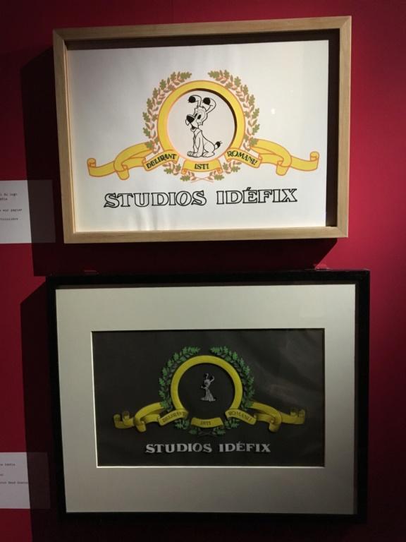 exposition sur le Cinéma à Angoulême sur l'oeuvre de Goscinny Img_2130