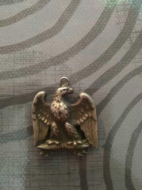Médaille 1ere guerre + aigle  15508510