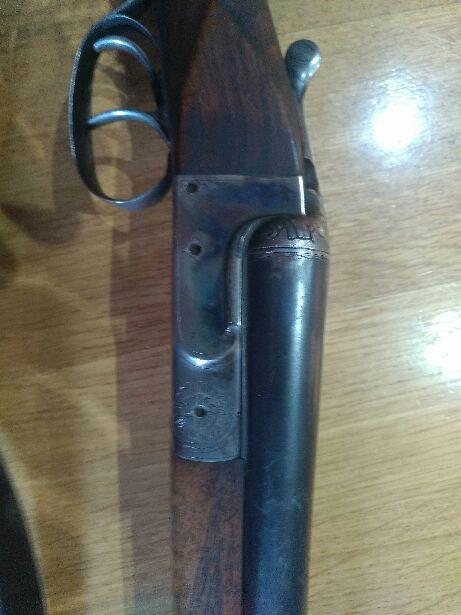 Fusil double canon St Étienne SH et Cie 15606215