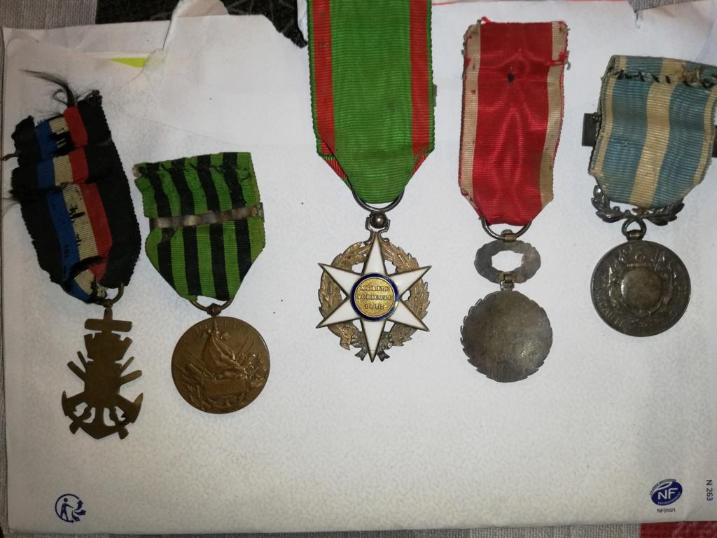 5 médailles anciennes  Img_2379