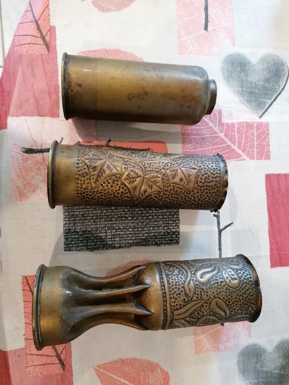 3 douilles décoratives de tranchées  Img_2634