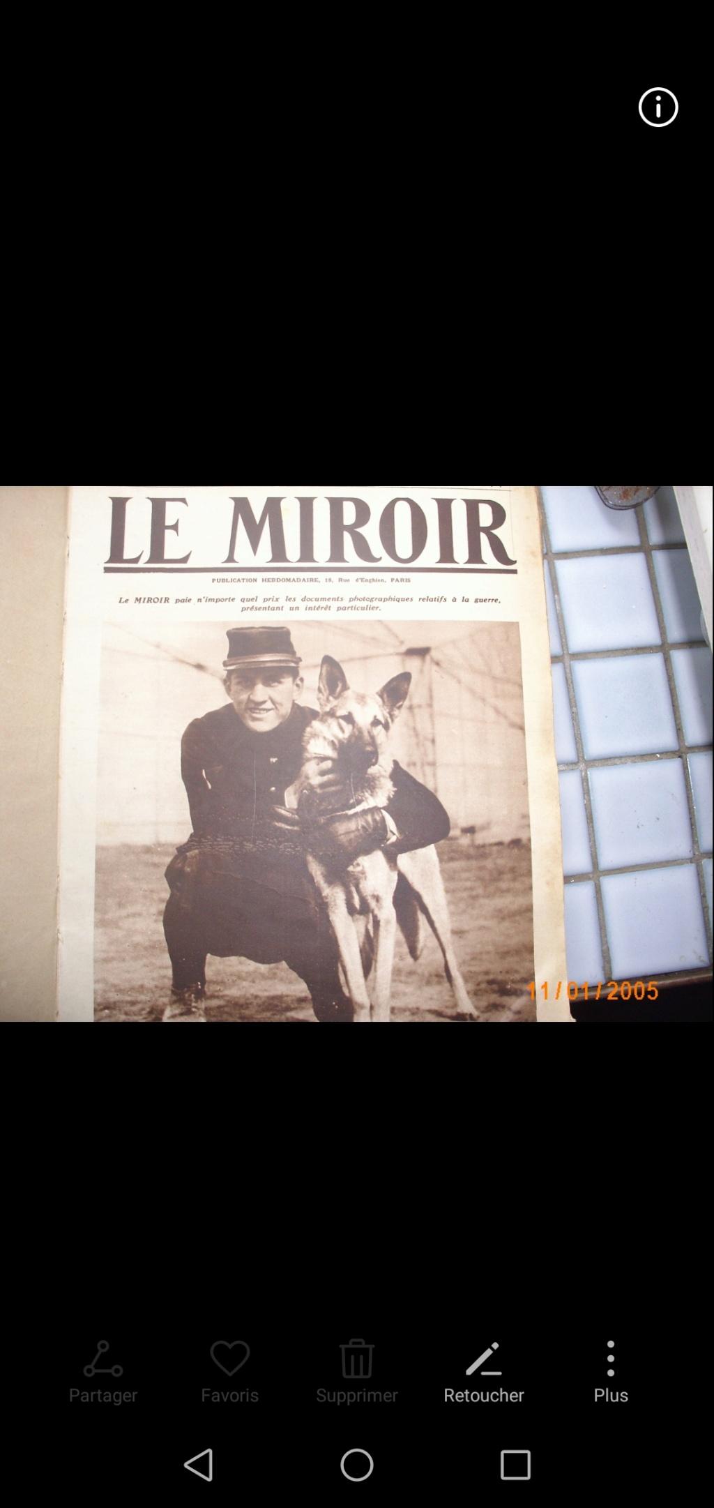 Livre relié Le Miroir  Screen12