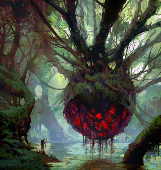 Description des lieux et monstres présents Coeur_10