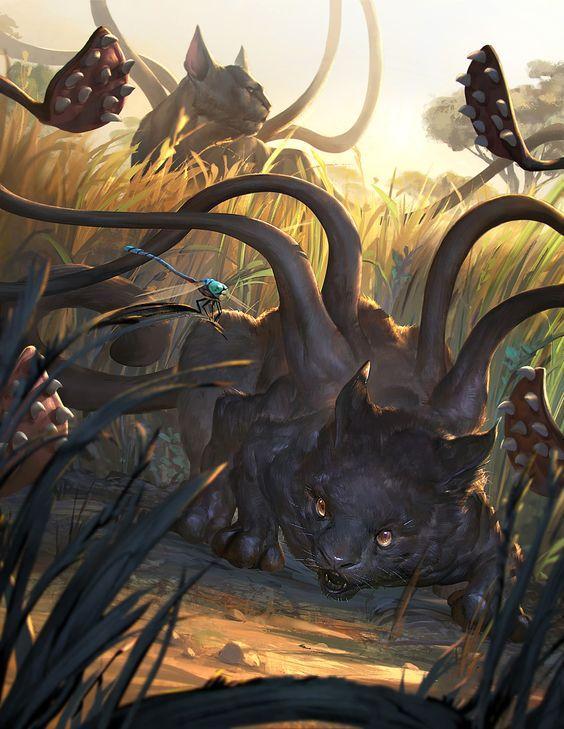 Demande d'ajout de monstres dans le bestiaire - Page 6 Creatu10