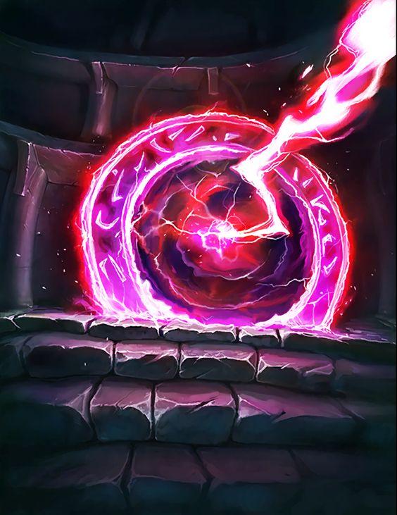 L'avènement du Serpent Rouge  Portai10