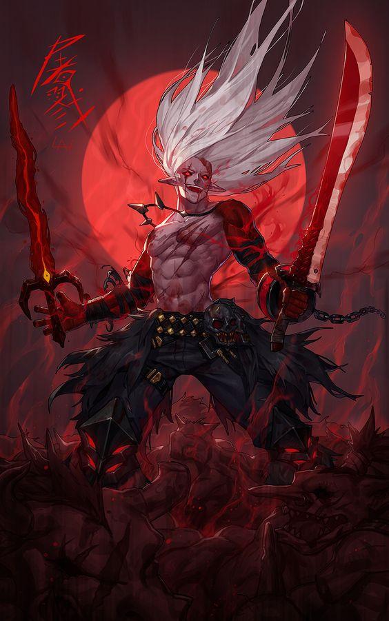 L'avènement du Serpent Rouge  Rage10