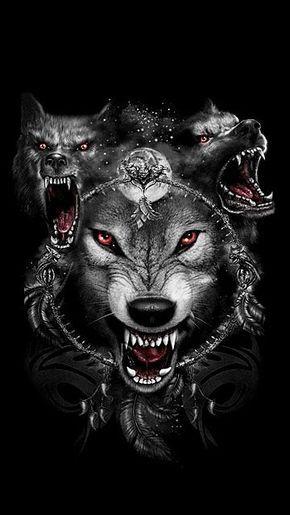 L'avènement du Serpent Rouge  Wolf10
