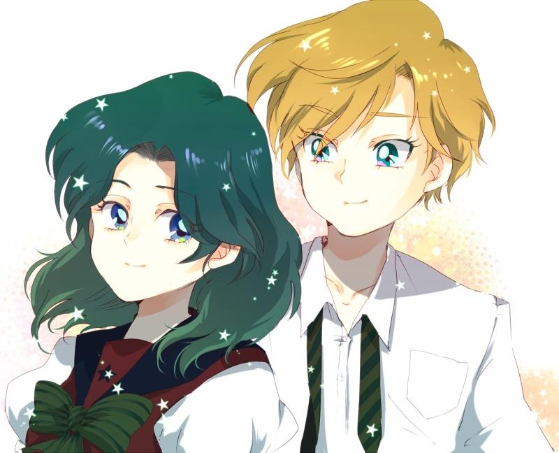 Haruka and Michiru 13435310