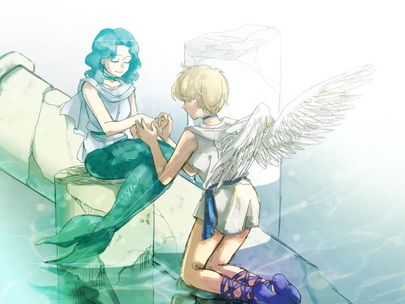Haruka and Michiru 13435311