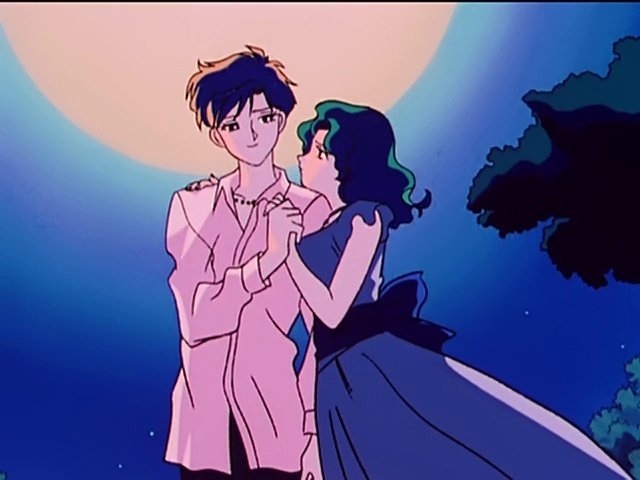 Haruka and Michiru Screen11