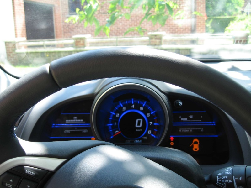 Honda CRZ GT Dark Pewter 26597710