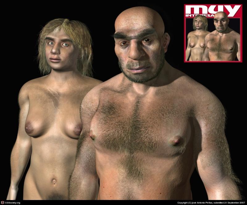 l'image de l'homme préhistorique - Page 7 11485510