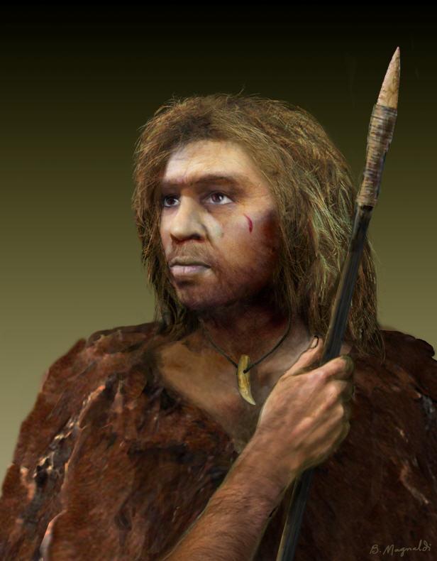 l'image de l'homme préhistorique - Page 7 Cro-ma10