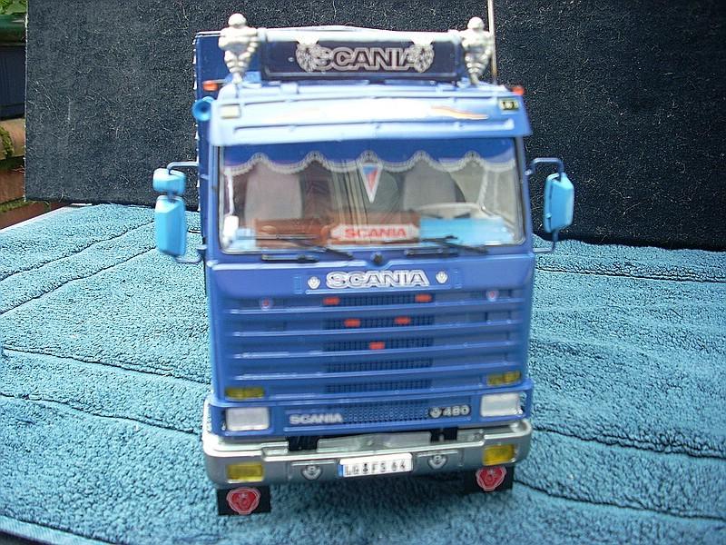 Scania 142 Streamline Motorwagen 36306310