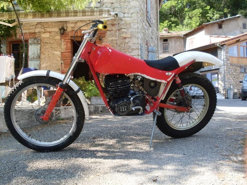 Montesa 349 à vendre. Sdc10413