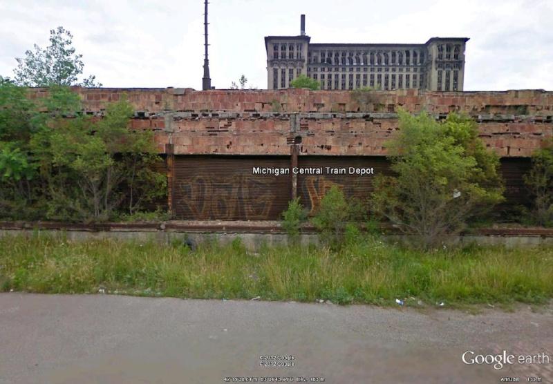 Lieux abandonnés dans le monde Gare_m10